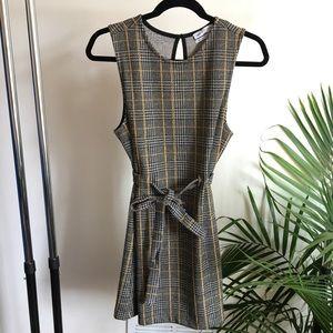 UO Mod Mini Dress